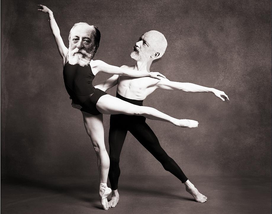A nap, amikor Csajkovszkij és Saint-Saëns együtt balettoztak